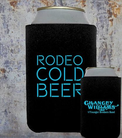 koozie black
